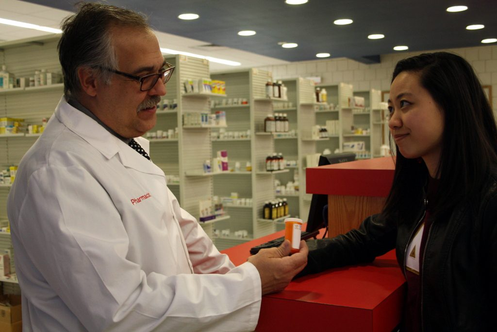 LIU's pharmacy