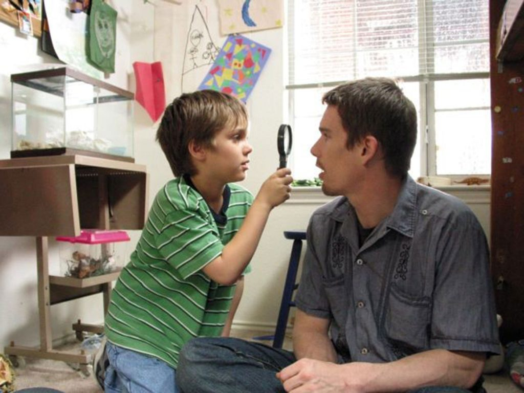 November 2016 Netflix releases include Boyhood